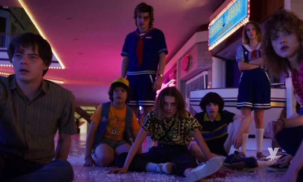 (VIDEO) Netflix lanza nuevo tráiler de Stranger Things 3