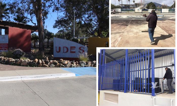 Dan mantenimiento a instalaciones de Unidad Deportiva Eufrasio Santana