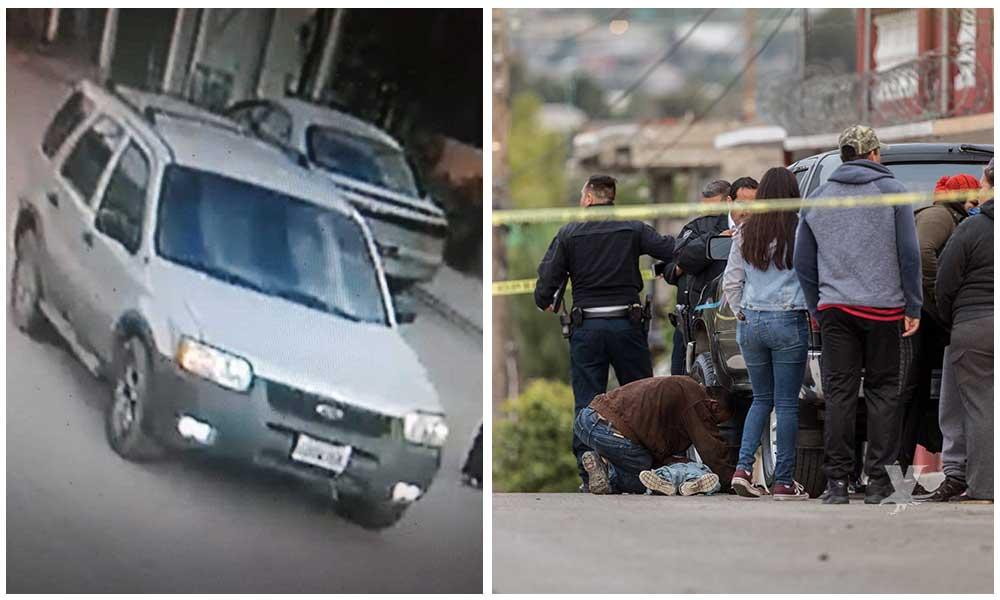 Conductor atropella y mata a niño en Tijuana, se dio a la fuga