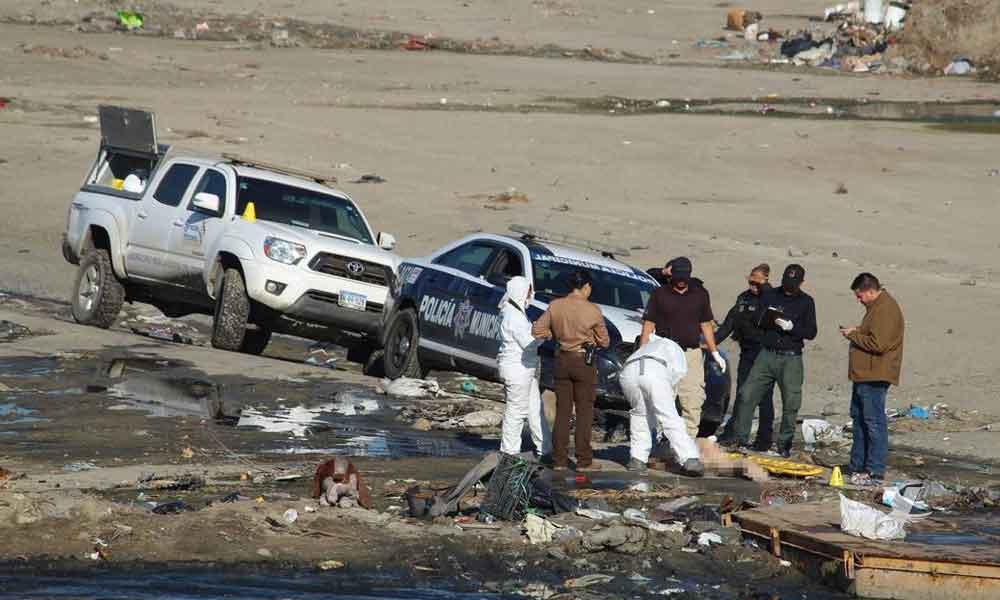 Tijuana fue nombrada la ciudad más violenta a nivel mundial