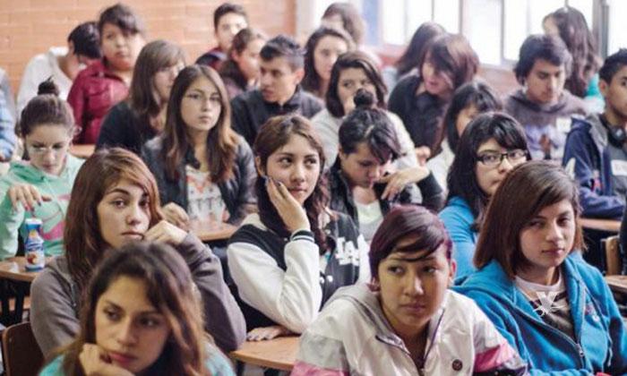 En México 2.2 millones de jóvenes no asisten a la escuela