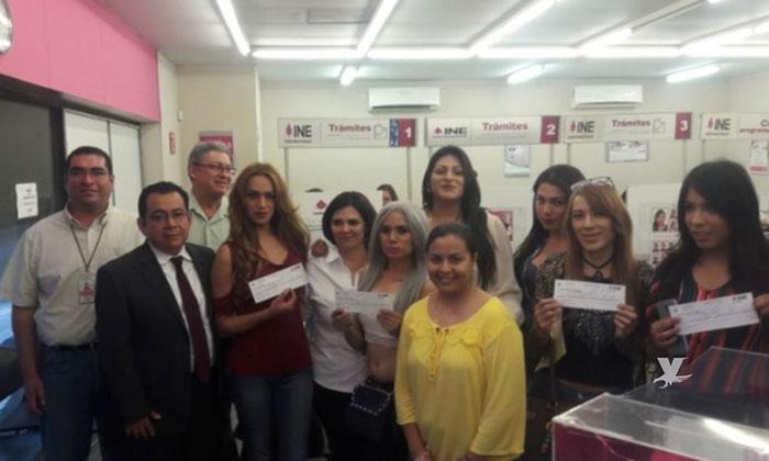 Se suma Coahuila a entidades que entregan credencial para votar a personas transexuales