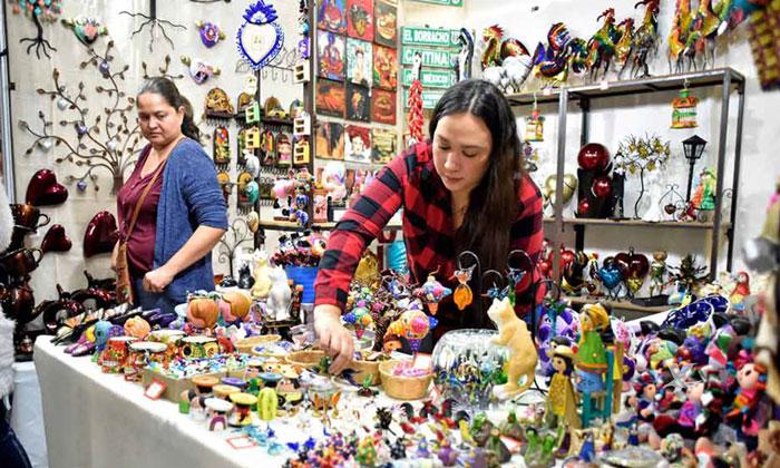 Será Baja California sede de exposición de artesanías más importante de México