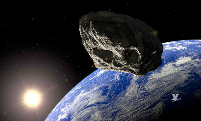 Advierte NASA de asteroide que se acercará a la Tierra el viernes 8 de marzo