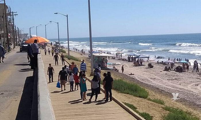 Amenaza de marea roja más tóxica de la historia en Tijuana