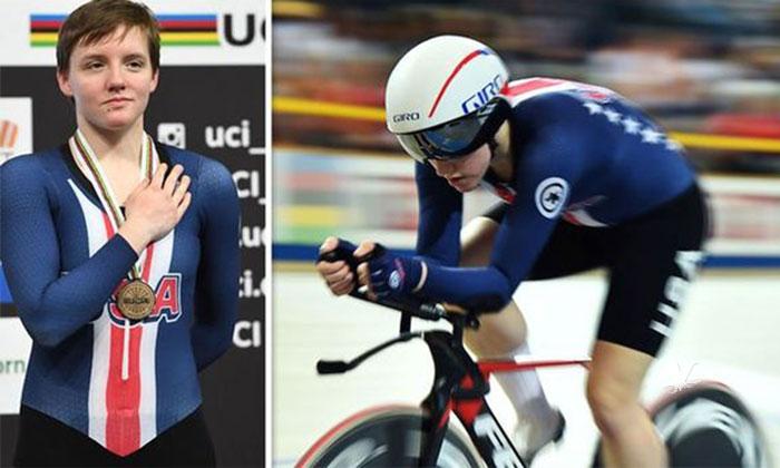 La ciclista olímpica estadounidense de 23 años Catlin, fue encontrada muerta en su casa; participó en los Juegos Olímpicos de Rio de Janeiro 2016