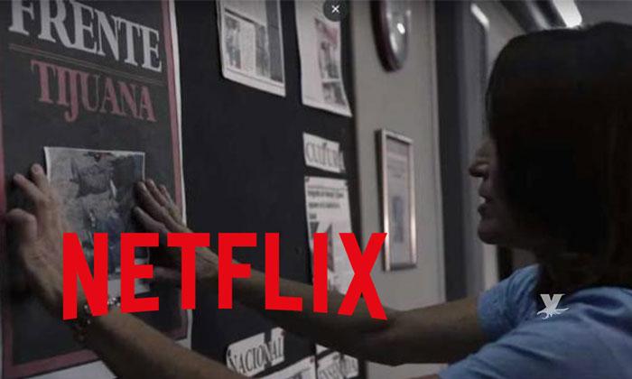 "Estrenará Netflix nueva serie titulada ""Tijuana"""