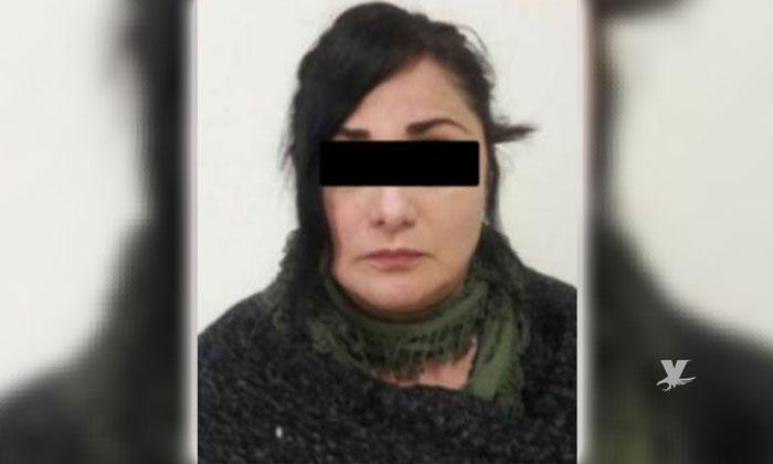 Detienen en Tecate a mujer responsable de homicidio