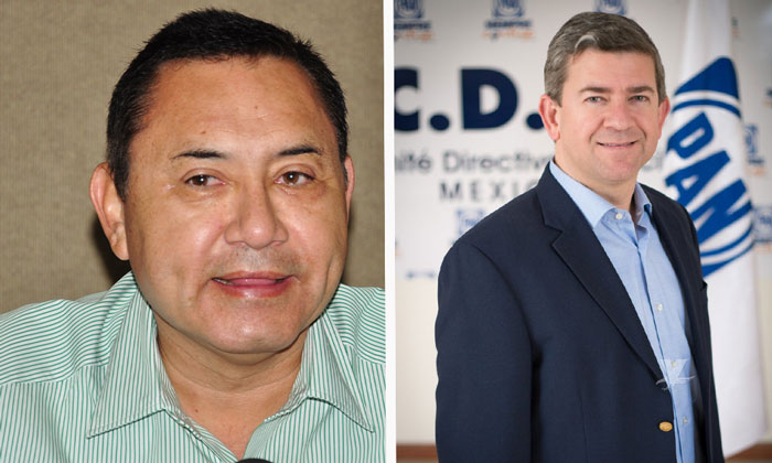 Registran PRI y PAN a sus candidatos para gobernar Baja California