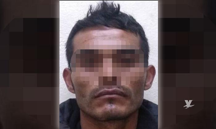Detiene Policía Municipal de Tijuana a sujeto con marihuana