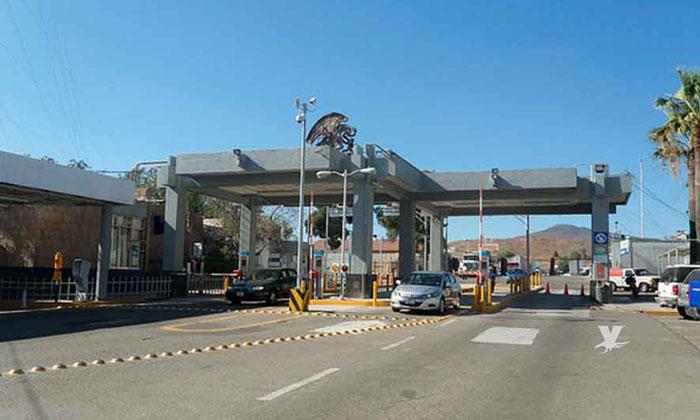 Anuncian cambio para solicitud de permiso para viajeros en Tecate