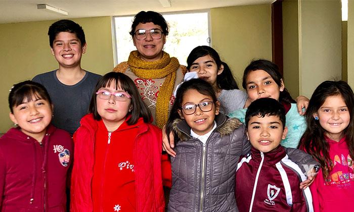 Aprende la niñez de Tecate arte y cultura en el CDC