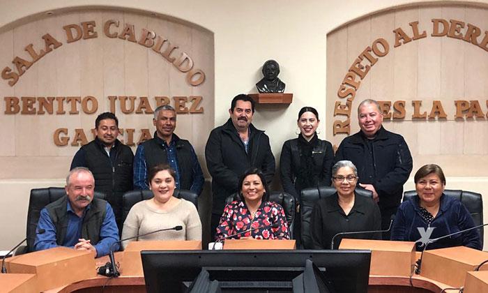 Se realiza sesión de la Comisión de Seguridad Ciudadana del Ayuntamiento de Tecate