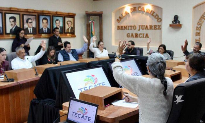 Por firma de convenio, Cabildo de Tecate autoriza modernización de Rastro Municipal
