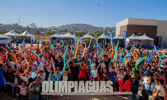 Se celebrará la décimo quinta edición de las Olimpiaguas en Tecate