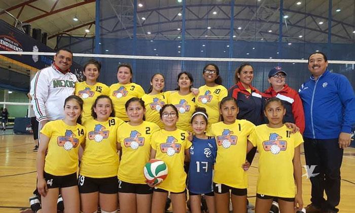 Liga de Voleibol Tecatense va por el nacional en junio