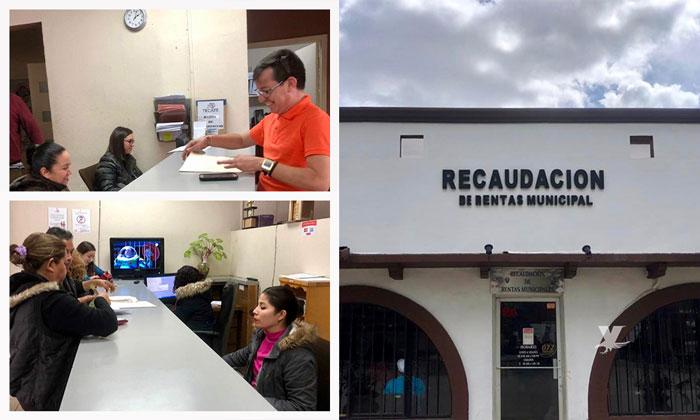 Continúan en Tecate condonaciones de recargos en Impuesto Predial