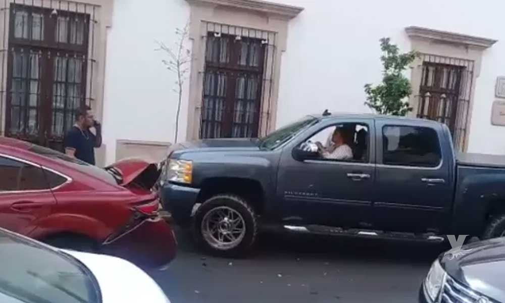 (VIDEO) Esta es la razón del ataque de #LadyCheyenne en Durango