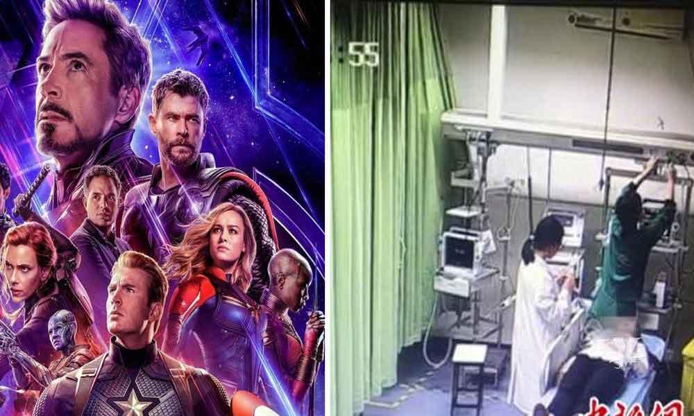 Mujer que no podía dejar de llorar en Avengers: Endgame es hospitalizada