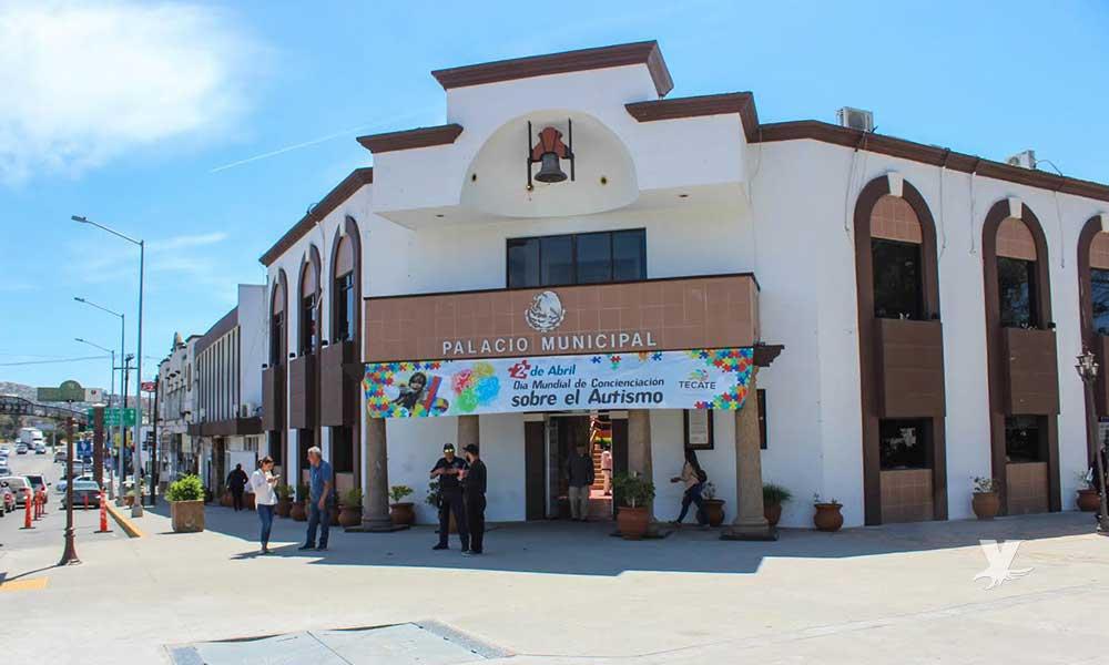 Gobierno Municipal de Tecate no trabajará este jueves y viernes santo