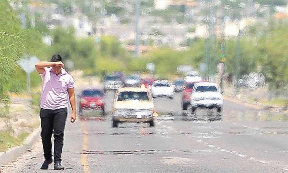 Calurosas temperaturas se esperan de abril hasta agosto: Protección Civil