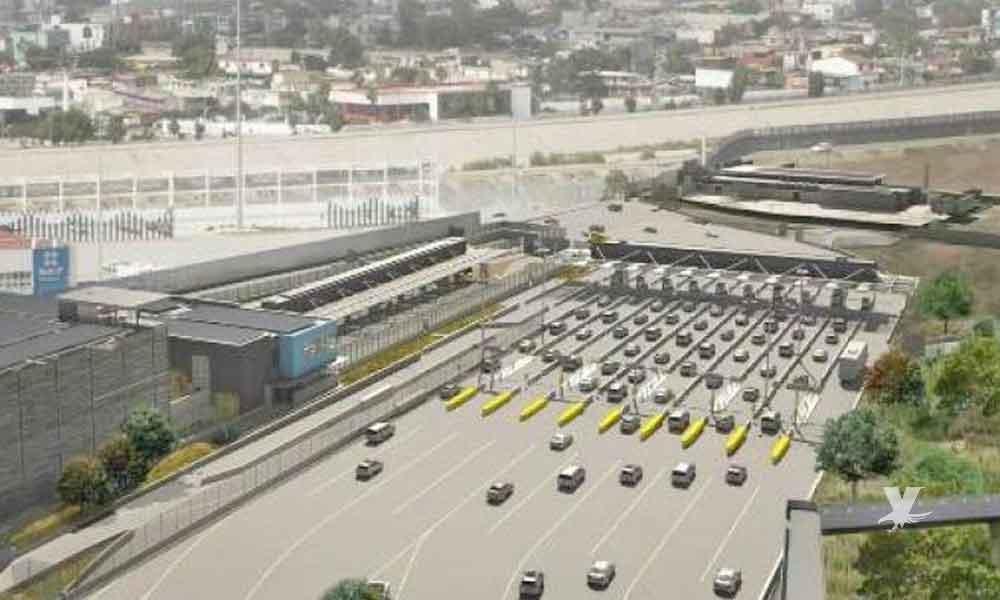 Cerrarán por 9 horas garita de Estados Unidos a México el próximo lunes 13 de mayo
