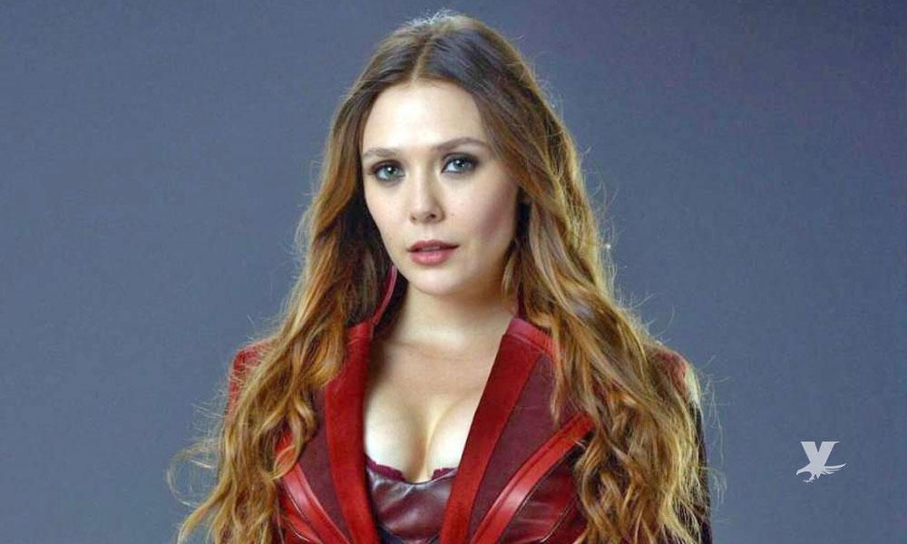 (FOTOS) Filtran supuesto 'pack' de la actriz de Avengers Elizabeth Olsen