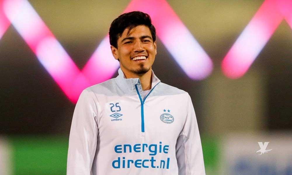 Chivas buscará regresar a Erick Gutiérrez de Holanda