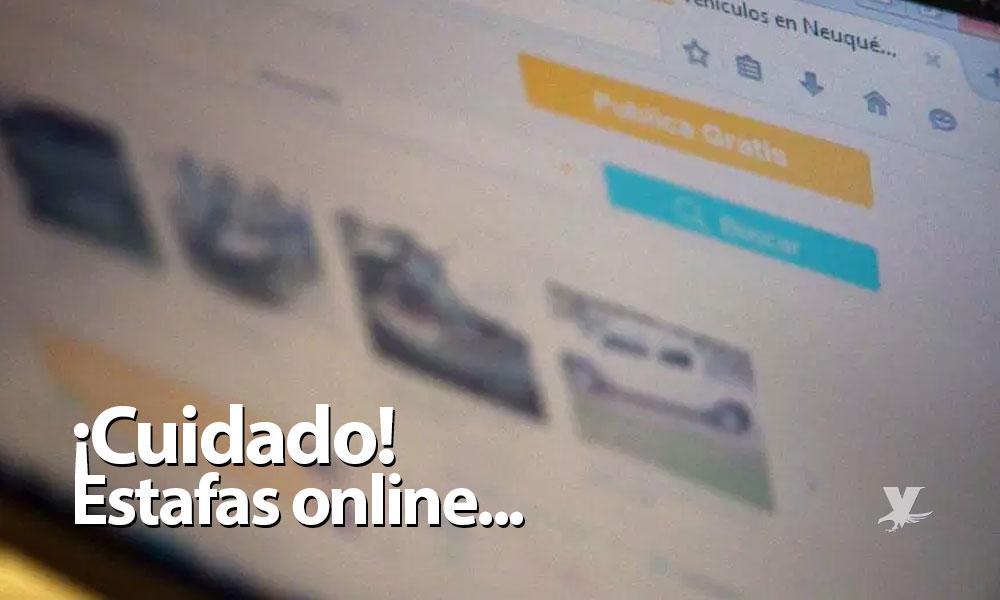 """Alerta nacional por 3 sitios web falsos dedicados a """"vender"""" autos"""