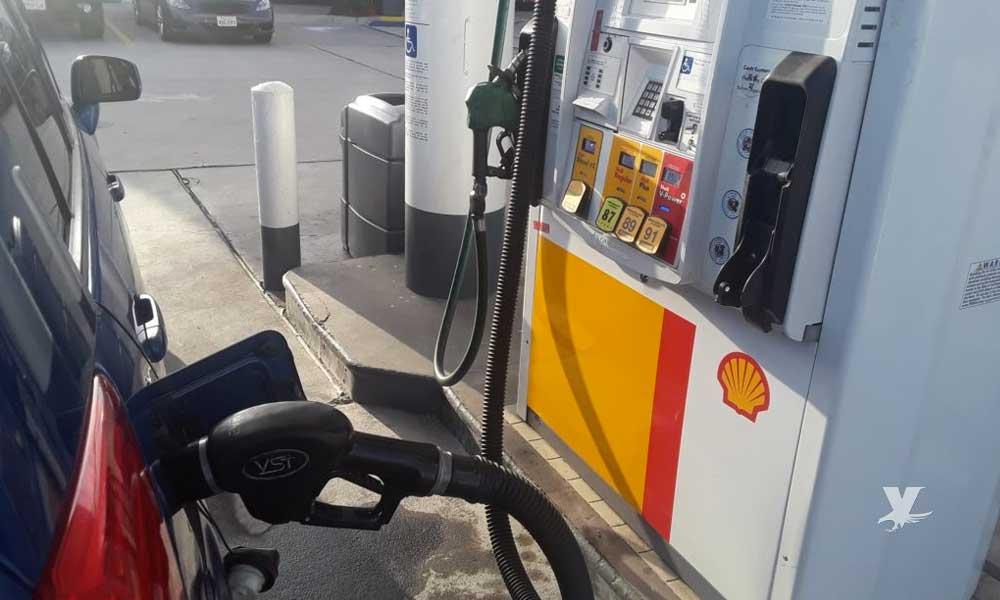 Precios de la gasolina en San Diego el más alto desde el 2015