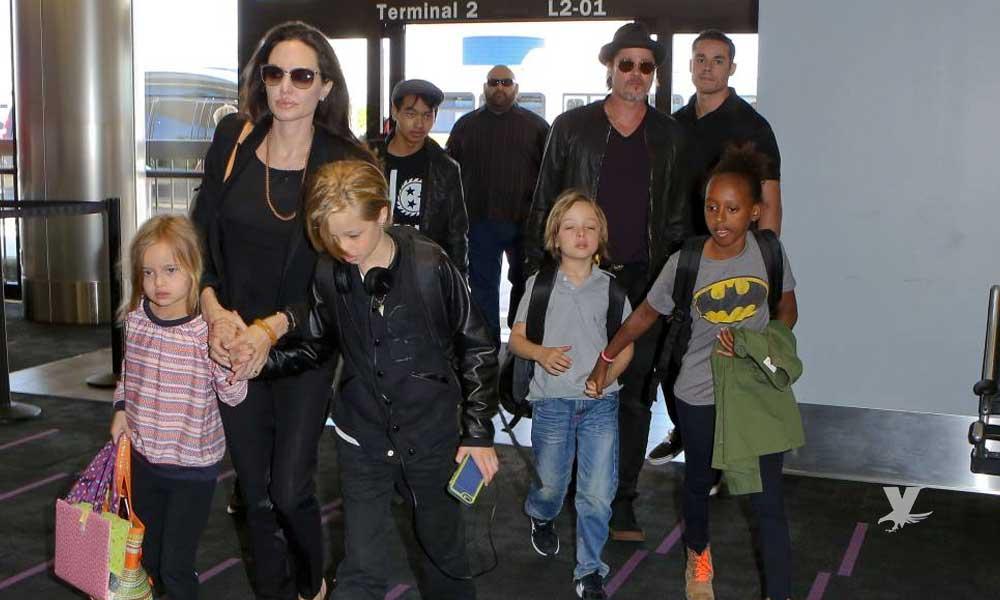 Hija de Brad Pitt y Angelina Jolie Iniciaría tratamiento para cambio de sexo