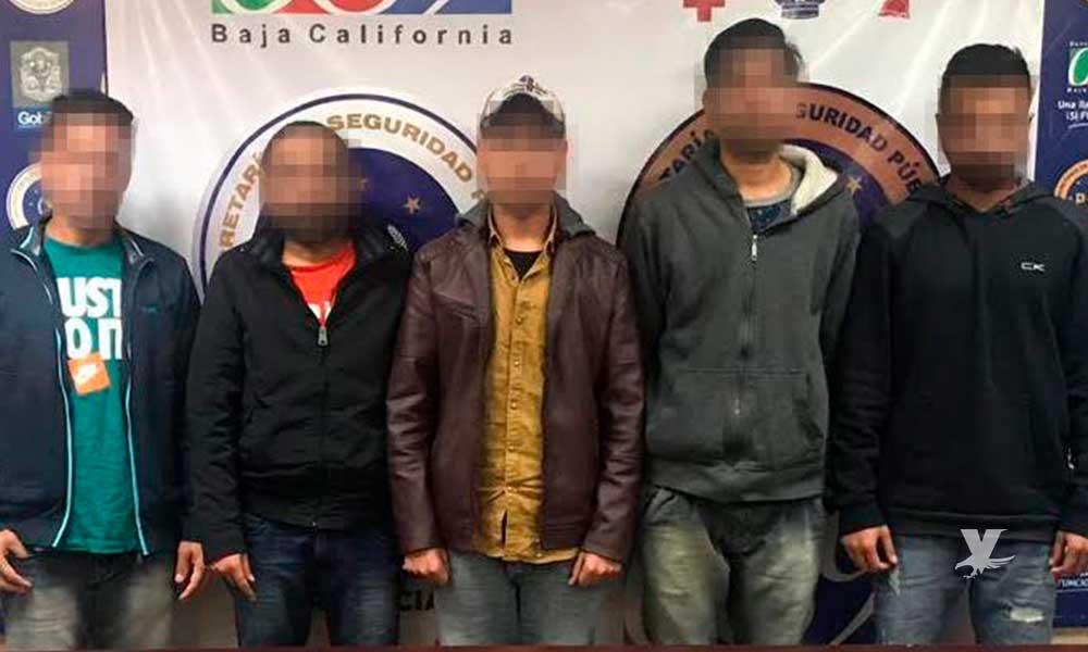 Autoridades liberan a 5 migrantes de la India secuestrados en Mexicali