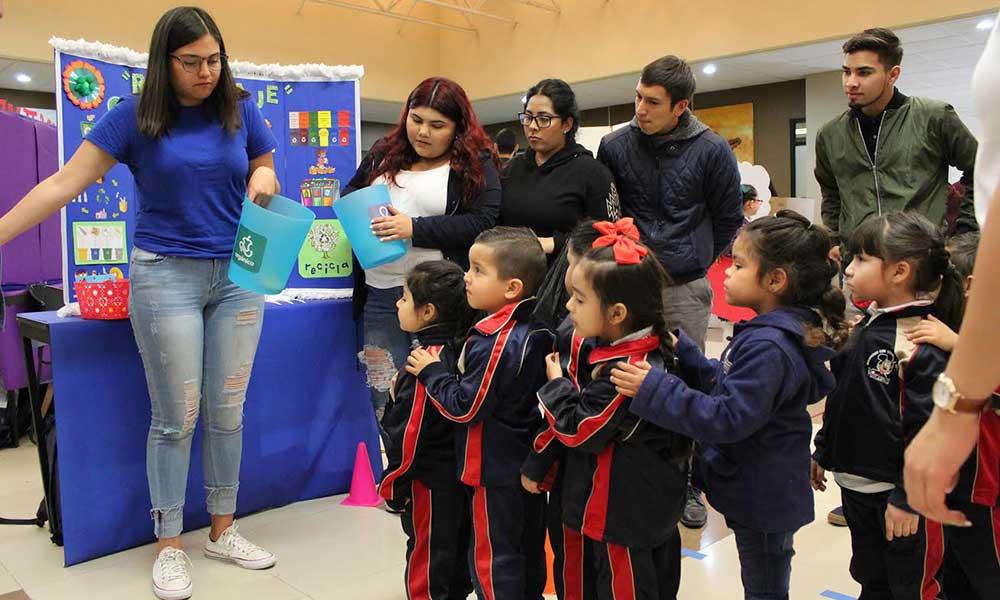 Acerca UTT Ciencias e Ingeniería a niños de preescolar y primaria con InnovaKids