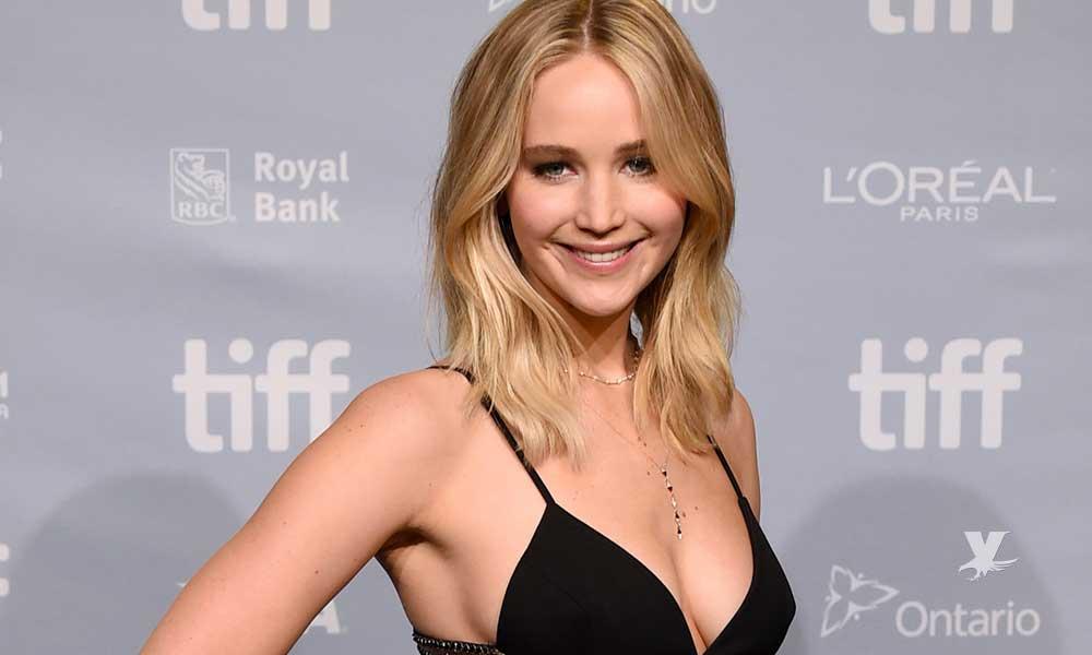(FOTOS) Filtran nuevas fotos sin ropa de la actriz Jennifer Lawrence