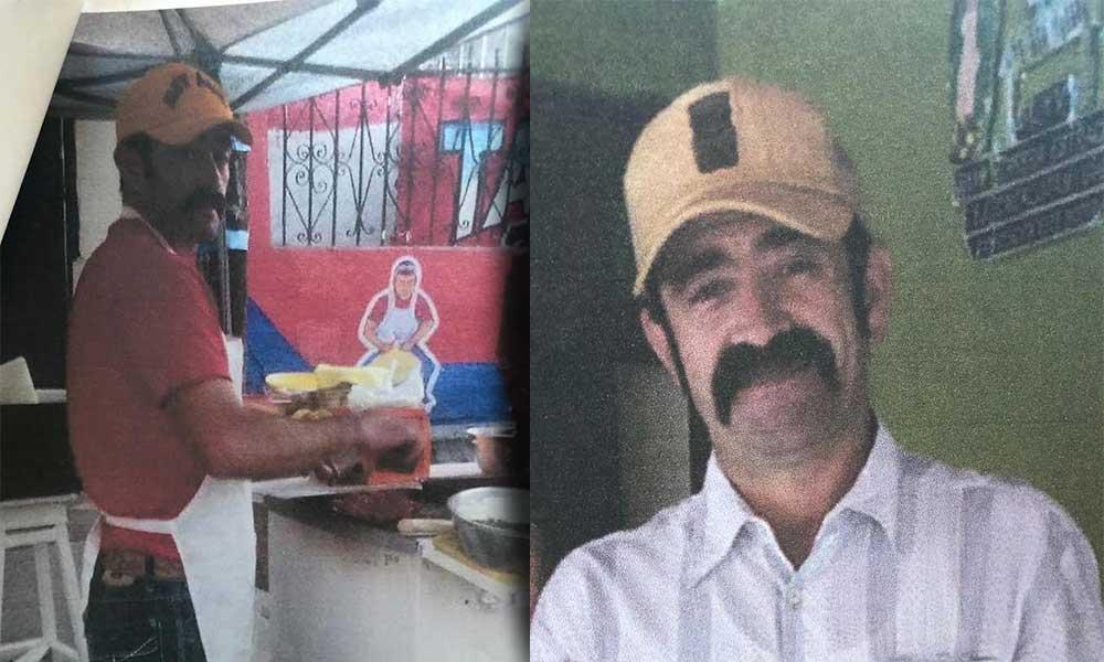 Buscan a señor Jesús Herrera de 39 años, lleva una semana desaparecido