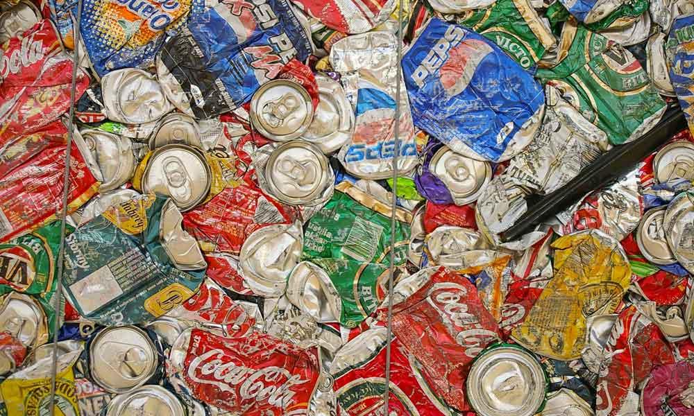 (VIDEO) Latas de aluminio no deben de ser aplastadas para su reciclaje