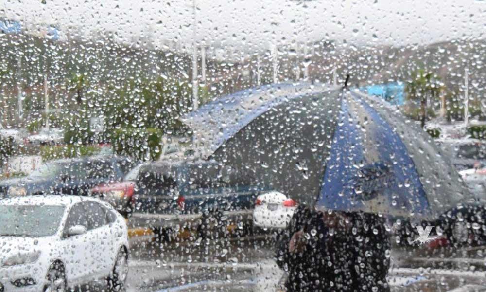 Podrían presentarse lluvias aisladas durante este viernes en BC