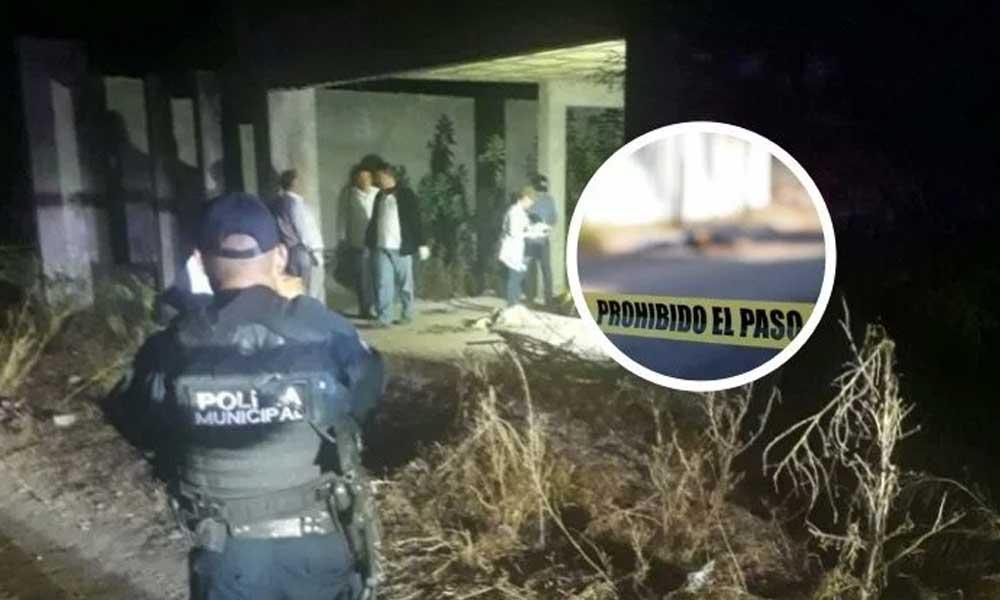 Mujer es encontrada desnuda y muerta en una obra en construcción