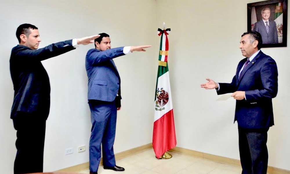 Nombran a nuevos Notarios Públicos; Saúl Alejandro Huerta Vásquez por Tecate