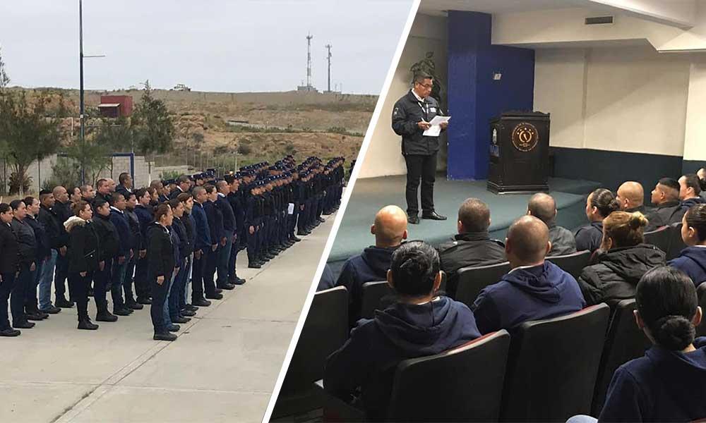 Ingresan 31 nuevos cadetes para formarse como Policías Estatales de Seguridad y Custodia Penitenciaria en BC