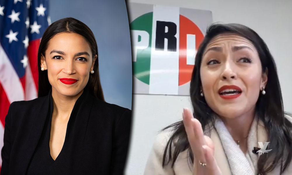 (VIDEO) Candidata del PRI en Tijuana plagia video de ex candidata en Estados Unidos