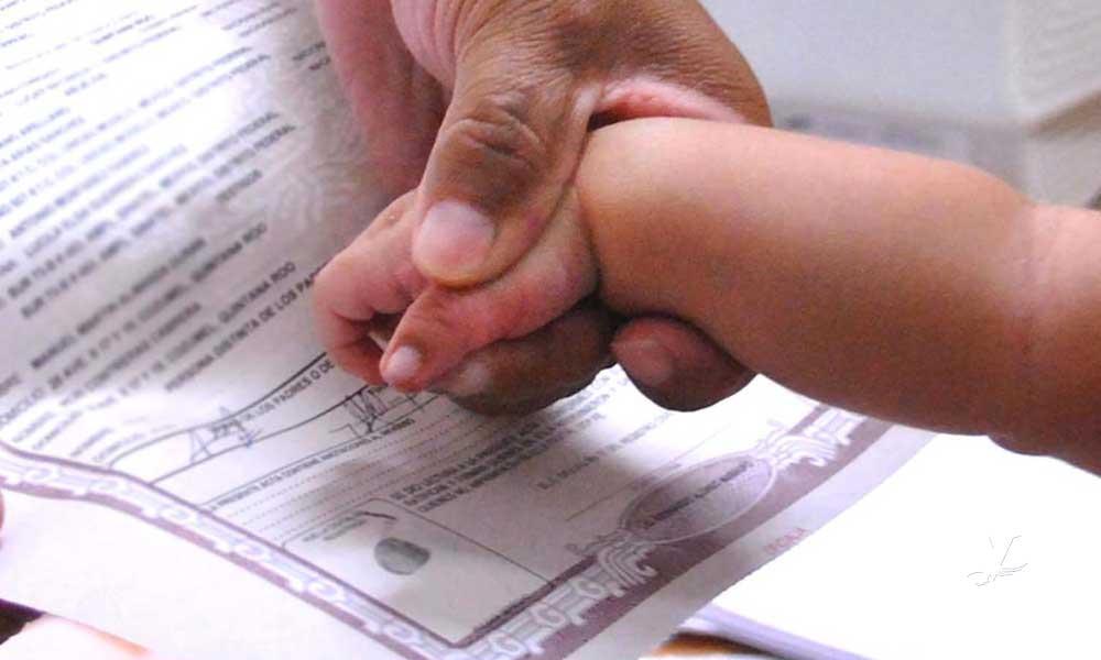 Hijos ya podrán ser registrados sin especificar el estado civil de los padres