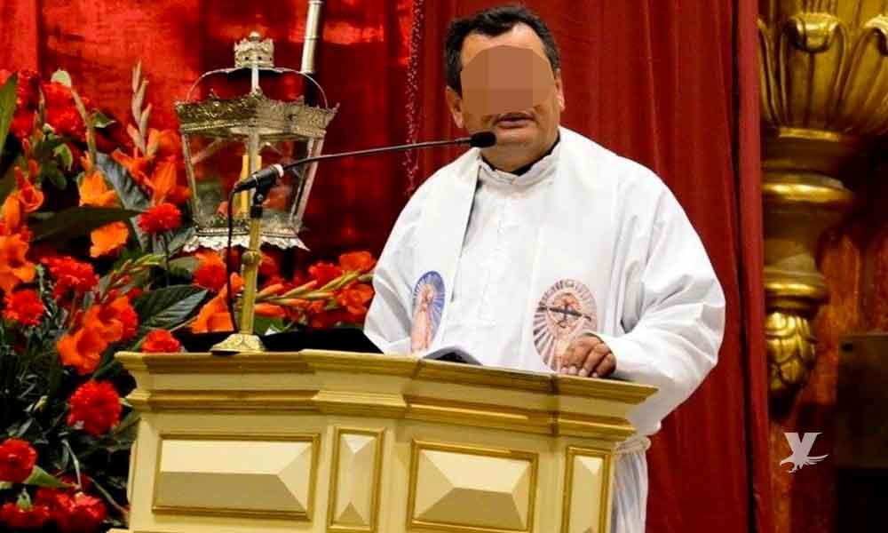Sacerdote mexicano tiene una hija y se niega a pagar manutención