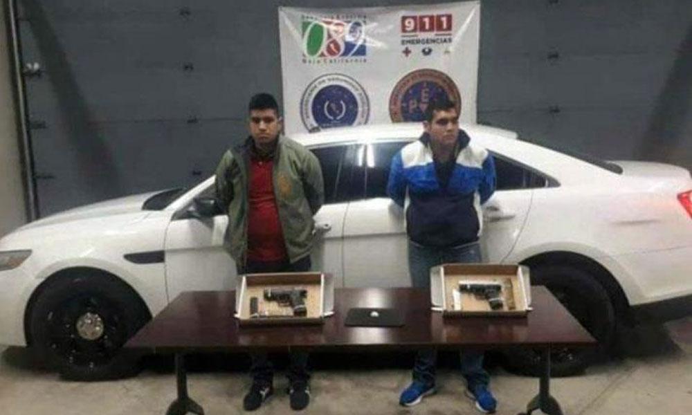 """Juez libera a """"falsos ministeriales"""" en Tijuana porque dijo fue una detención ilegal"""