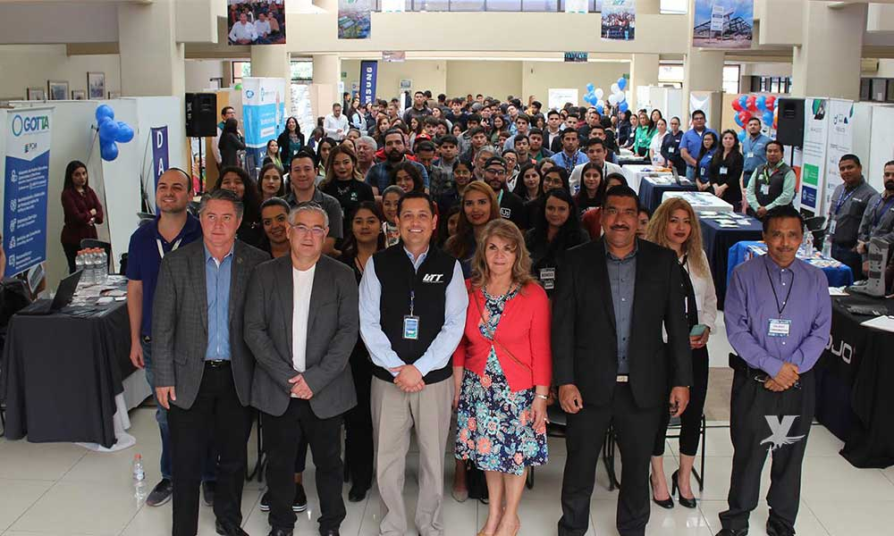 (VIDEO) Exitosa Feria del Empleo Especializada en Tecnología de la UTT