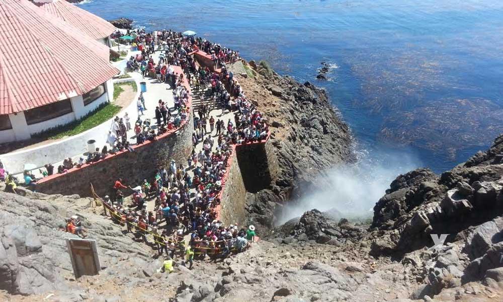 Esperan la visita de 70 mil personas a la Bufadora en Semana Santa