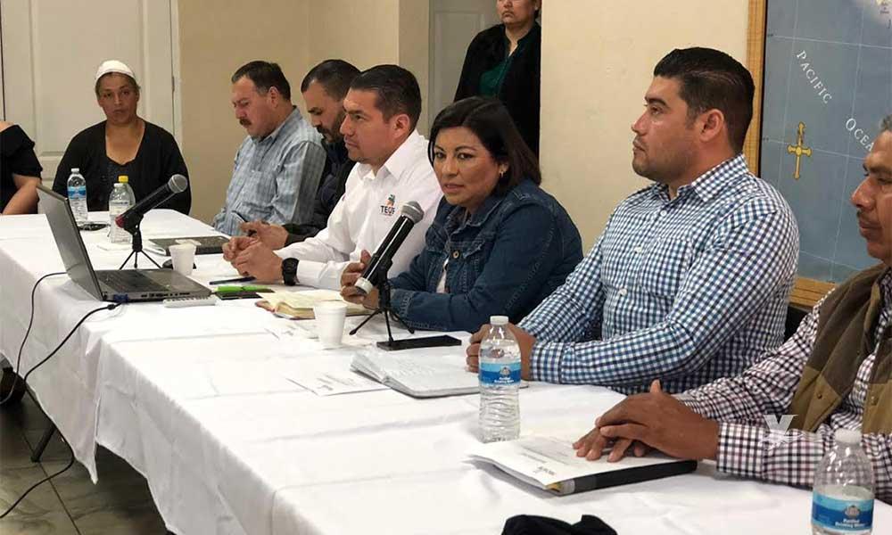 Consejo de Desarrollo Social Municipal aprueba ejecución de obras para el 2019