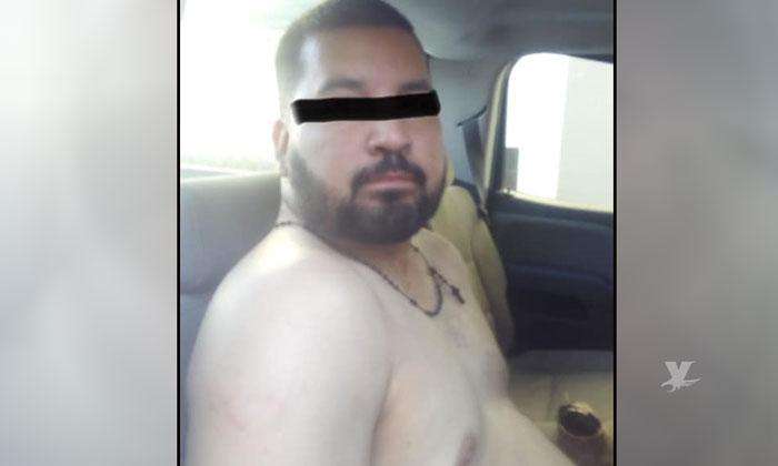 Es capturado en Motel sobre carretera Tijuana presunto agresor sexual