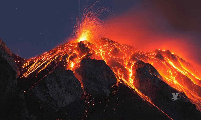 Supervolcán podría acabar con la existencia de la humanidad