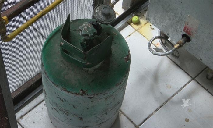 Minas y cilindros de gas son una bomba de tiempo en Baja California